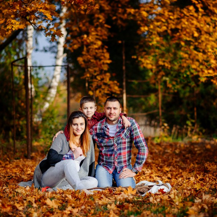 FAMILIA DOGOT | AUTUMN DAY | GOLDEN HOURS